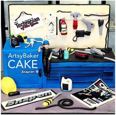 Workstation Cake
