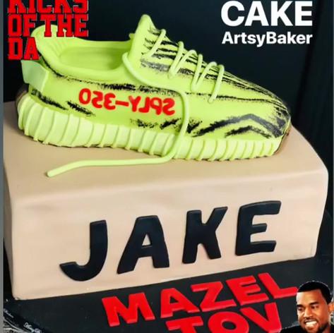 Yeezy Jake