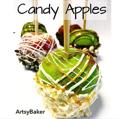 Decked Out Candy Apples