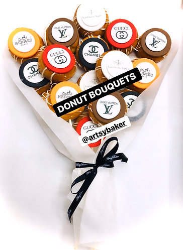 Donut & Cookie Bouquets