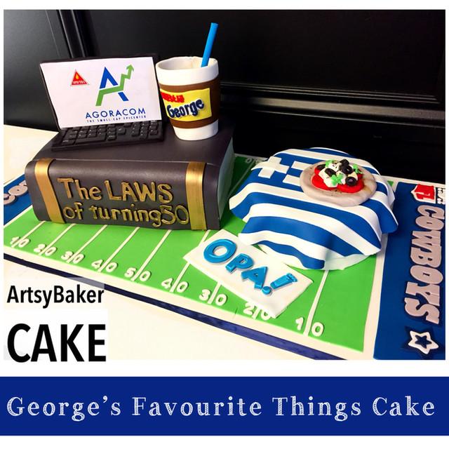 Favouite things cake