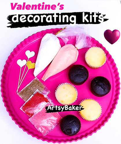 Valentine's Decorating Kits