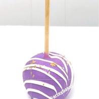 Purple Candy Apple