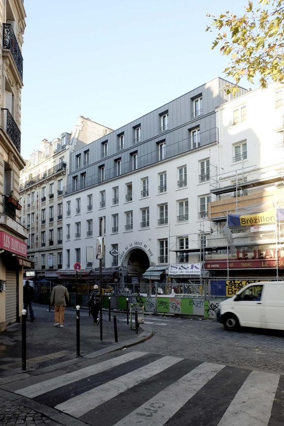 3F - 129 Faubourg du Temple 75010 Paris