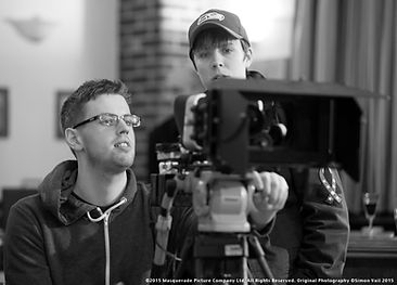 Wings for Victory Director Ash Jones and Cinematographer Nicholas Peel