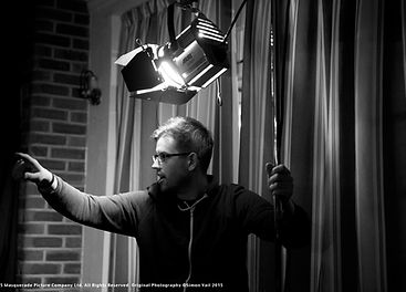 Wings for Victory Cinematographer Nicholas Peel