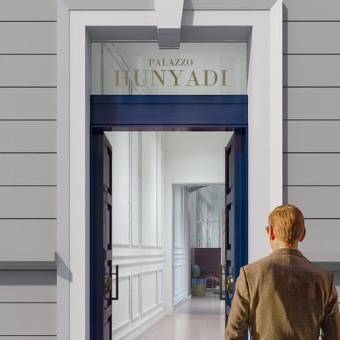 Palazzo Hunyadi