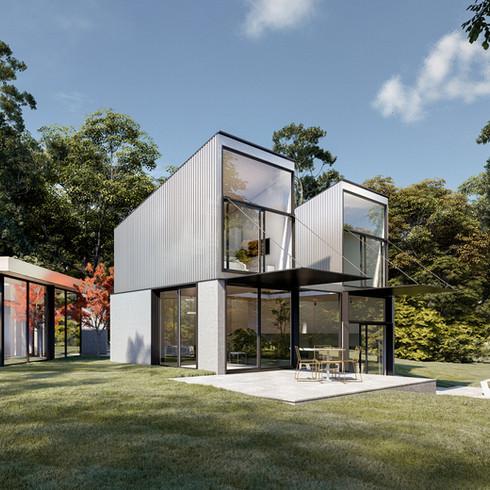 Kompakt ház Pilisszentkereszten