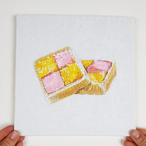 Batternberg cake