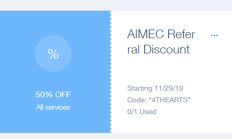 Referral Discount