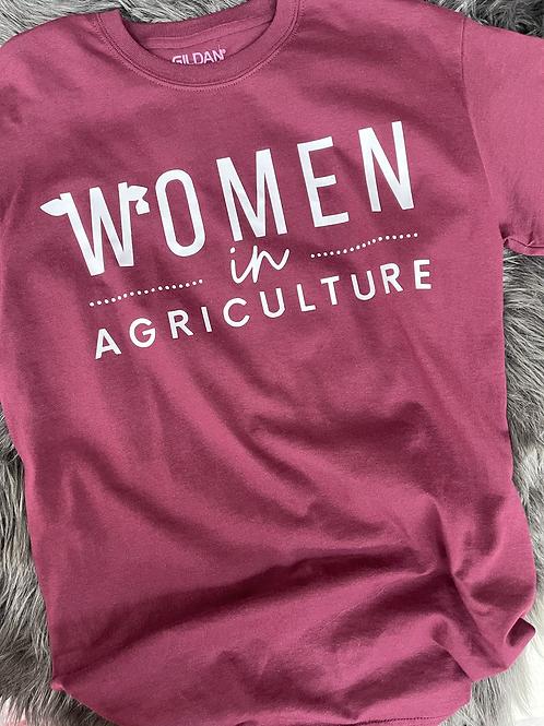 Ladies Cattle Graphic
