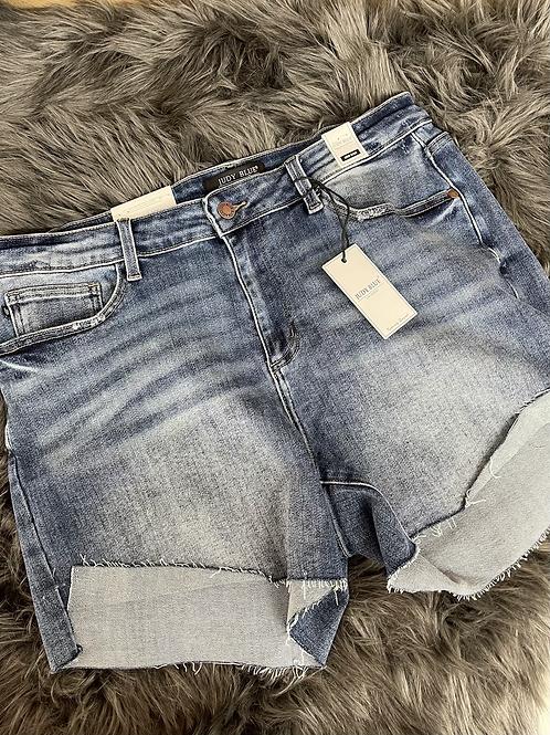 Sienna Mid Rise Shorts
