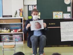 英語教室が始まりました!!