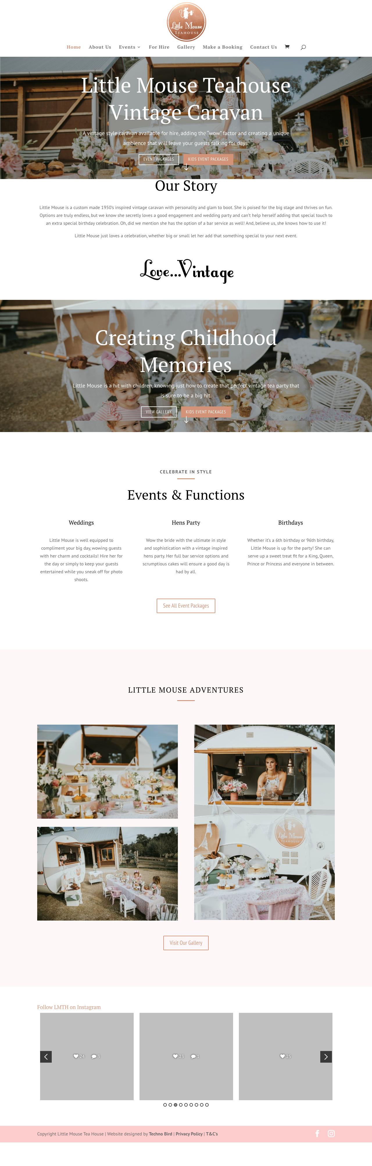 Little Mouse Teahouse