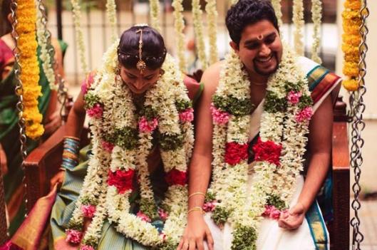 Oonjal (swing ceremony)