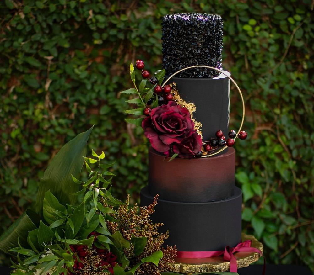 Black Wedding Cake, Jamaica