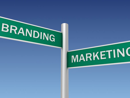 Marketing vs. Branding: What's the Difference? And Why Does It Matter?