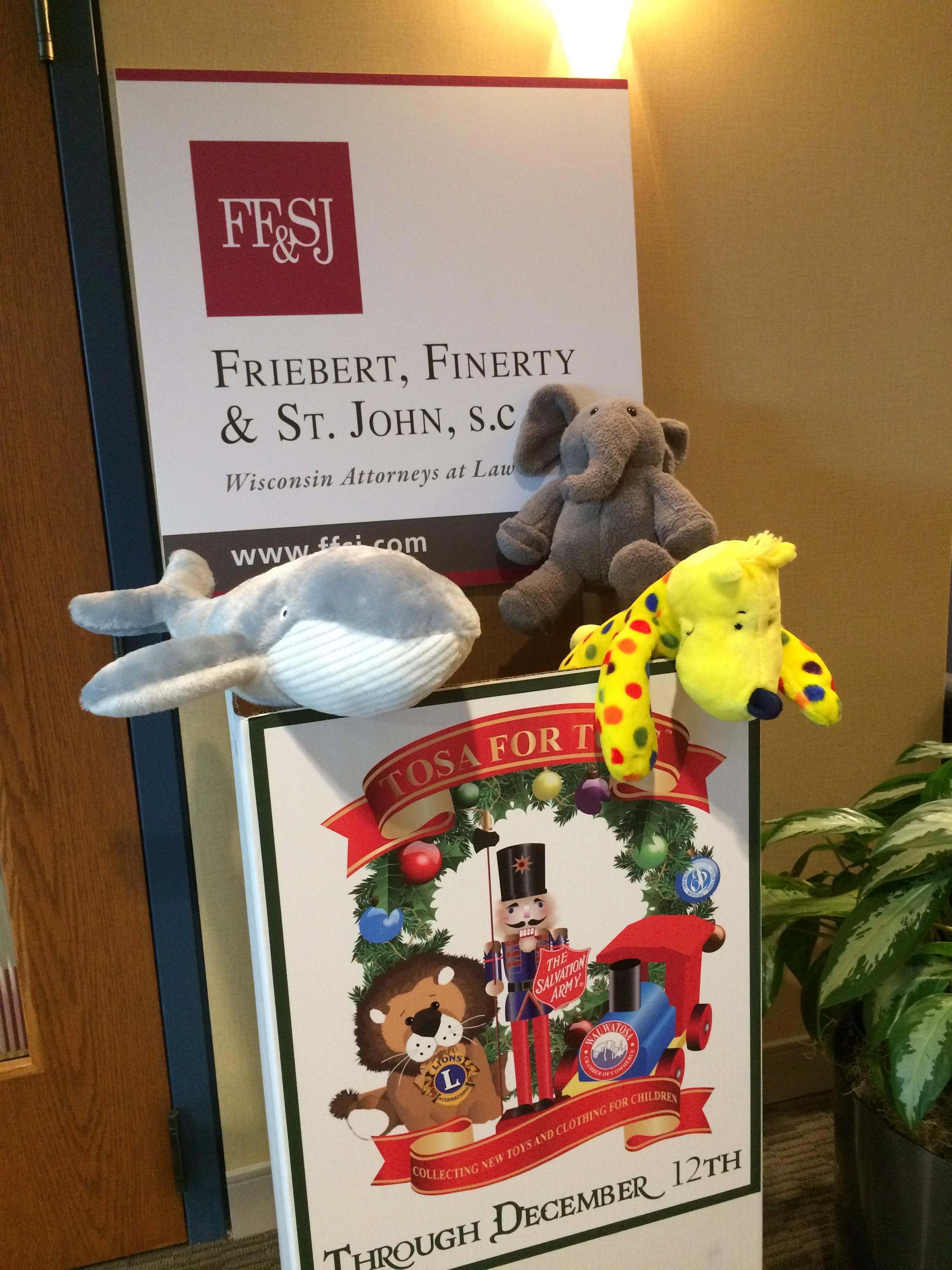 FFSJ Toy Bin
