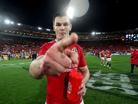 3 reasons why the British & Irish Lions can beat the All Blacks at Eden Park.