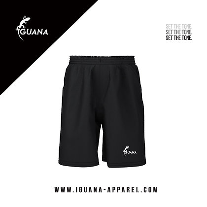 STT Black Training Shorts