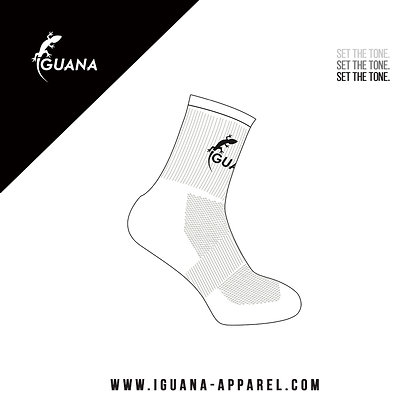 Iguana Sport Sock 3-Pack
