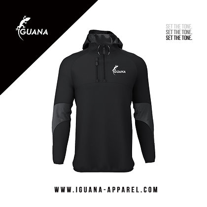 STT Stealth Black Jacket