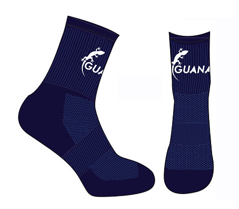 Iguana Sport Sock Navy