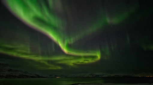 Aurora Borealis from Tromsø, Norway