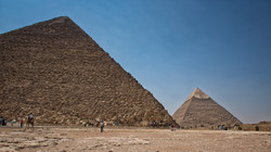 Pyramid of Khafre, The Great Pyramid