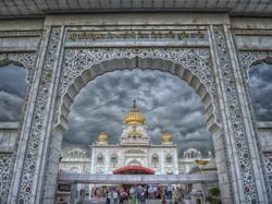 Gurdwara Bangla Sahib Temple