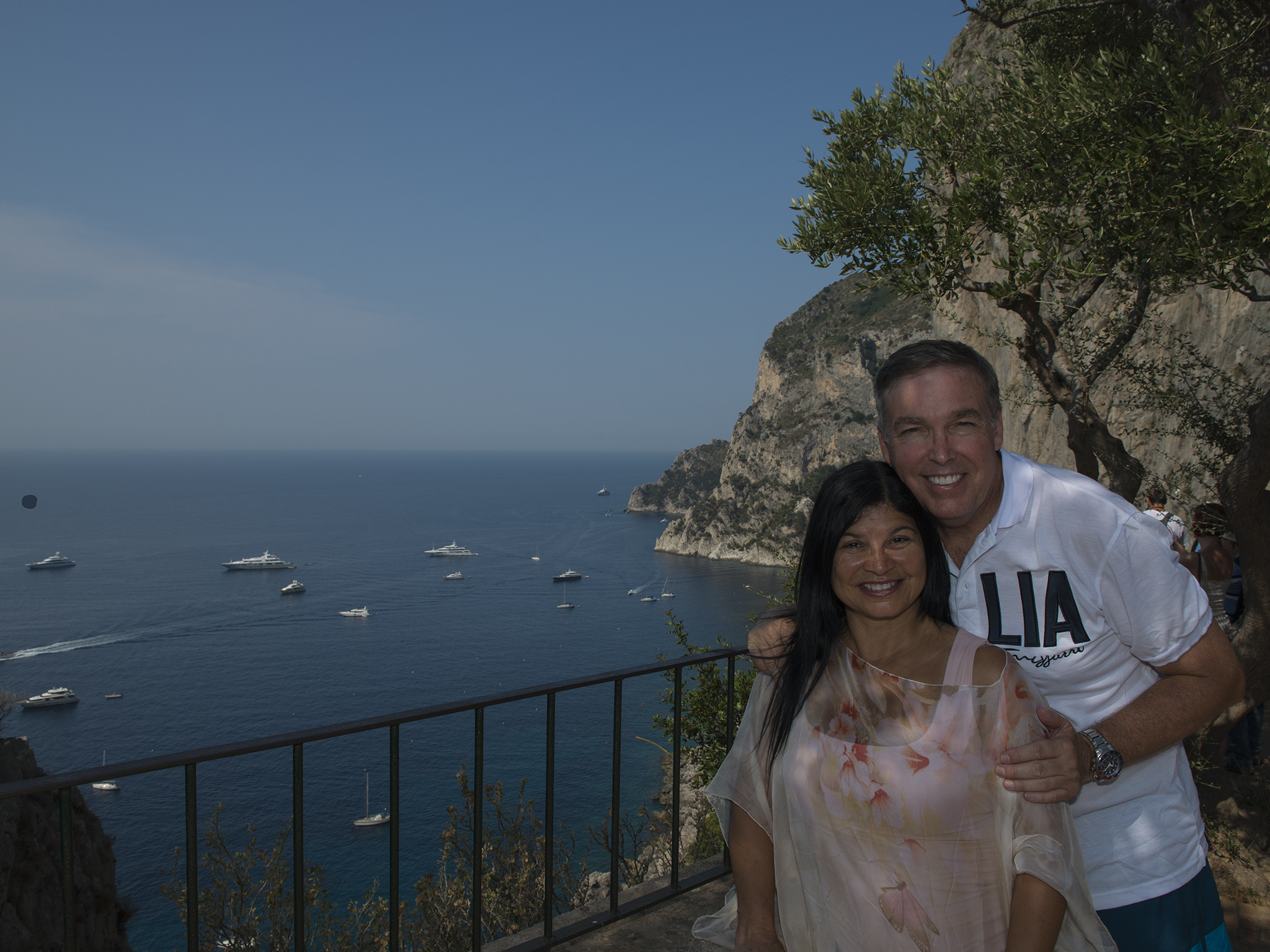 Sorrento on the Amalfi Coast
