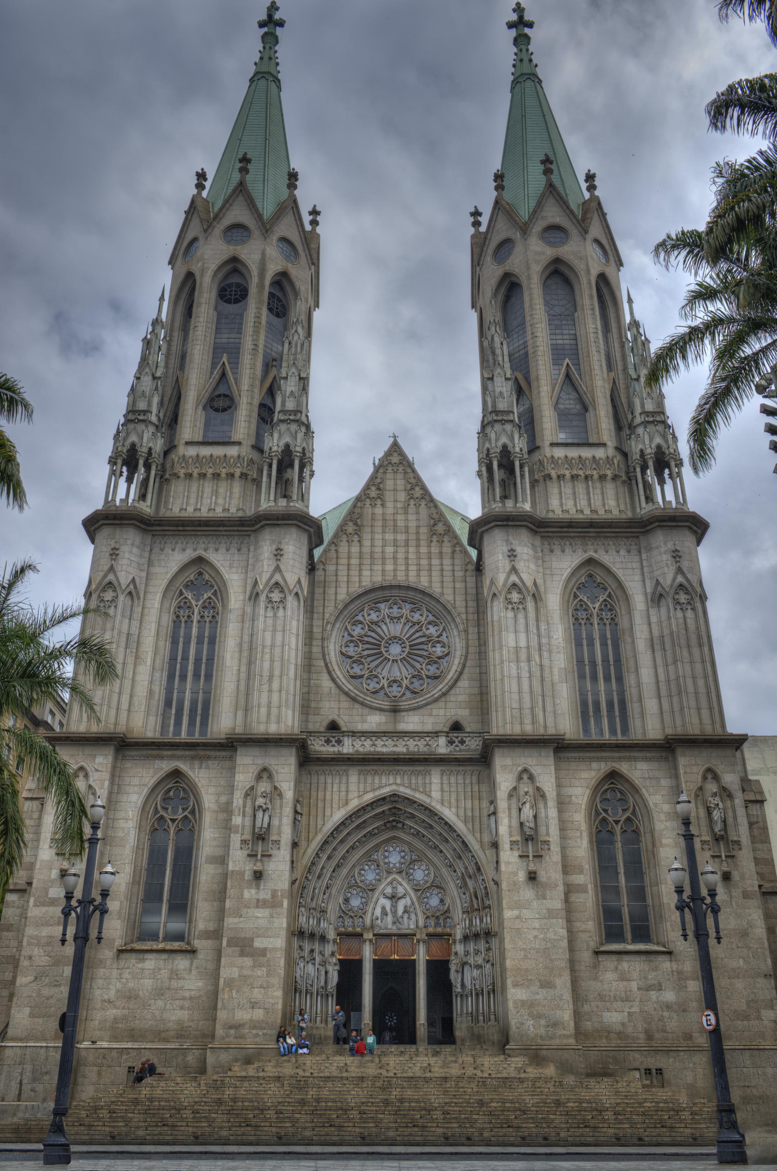 Catedral da Se of Sao Paulo