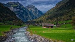 From Interlaken to Jungfraujoch