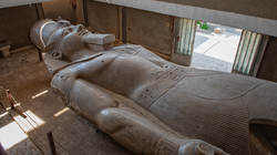 Giant Egypt Statue of Pharaoh
