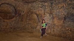 Saratli Kirkgoz Underground City