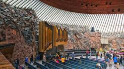 Temppeliaukio Church or Rock Church