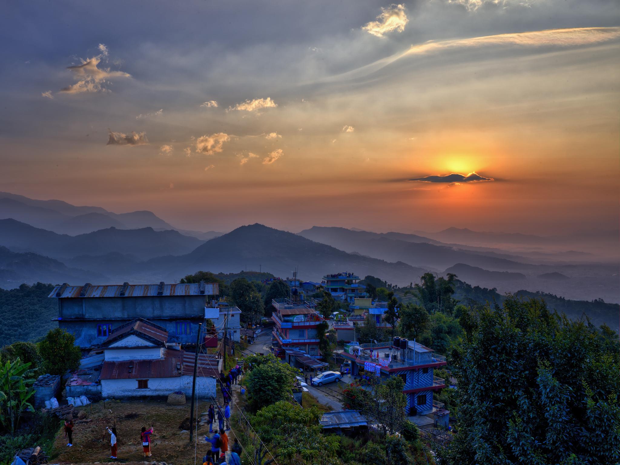 Pokhara Sunrise