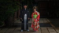 Japanese Wedding in Nagoya