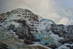 A View of the Top of Jungfraujoch