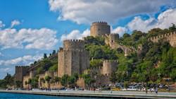 Rumeli Fortress from the Bosporus