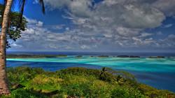 Atoll in Bora Bora