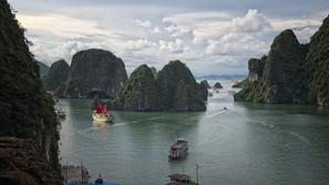 Ha Long Bay, Vietnam - World Heritage Site