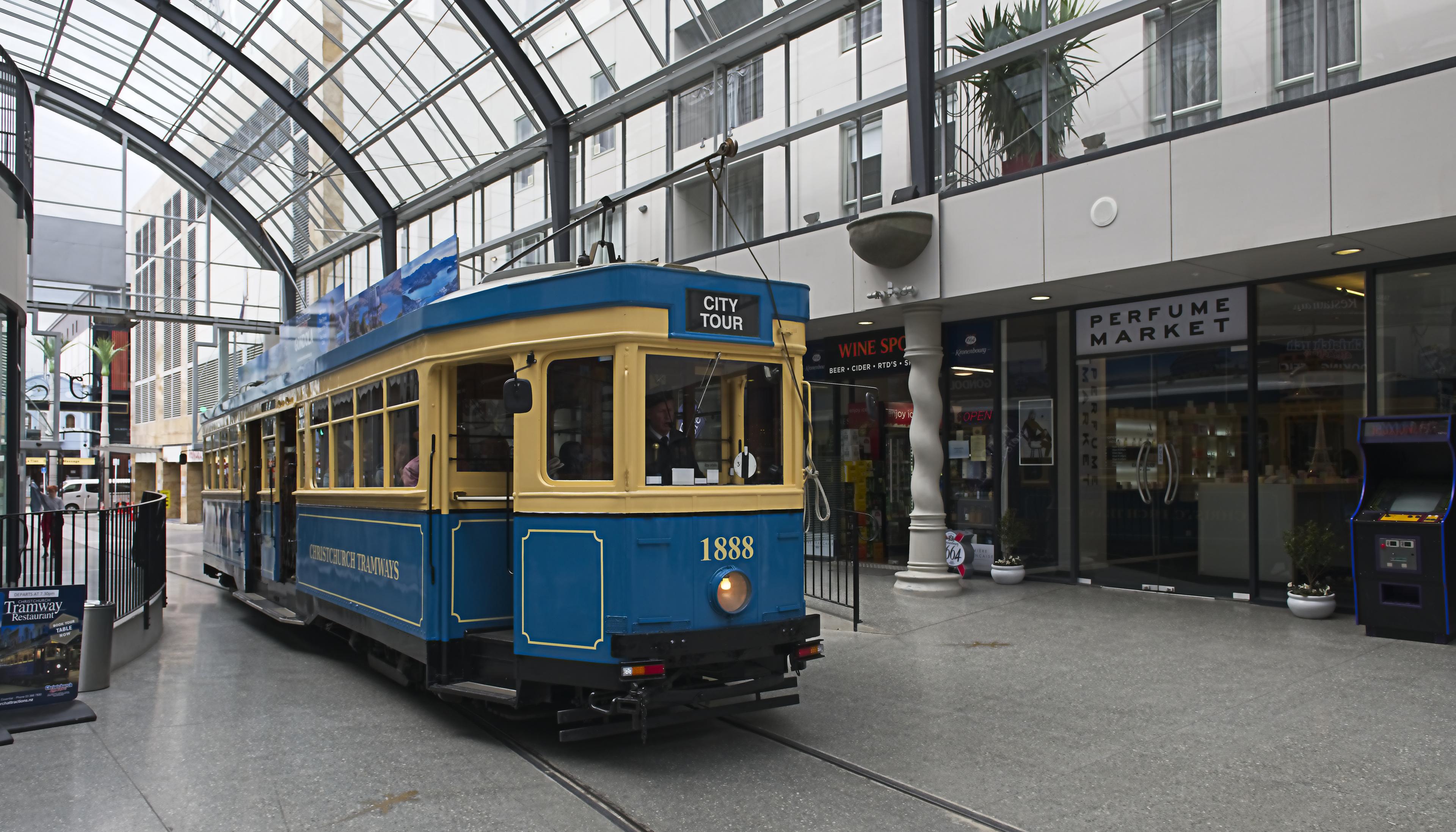 The City Tram