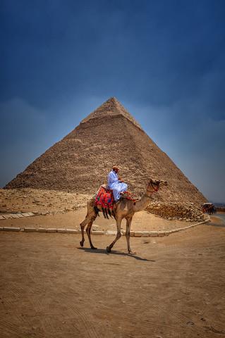 Pyramid of Chephren