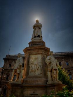 Monument to Leonardo da Vinci