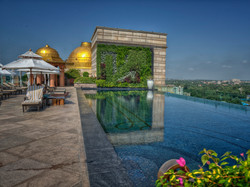 Leela Palace Pool