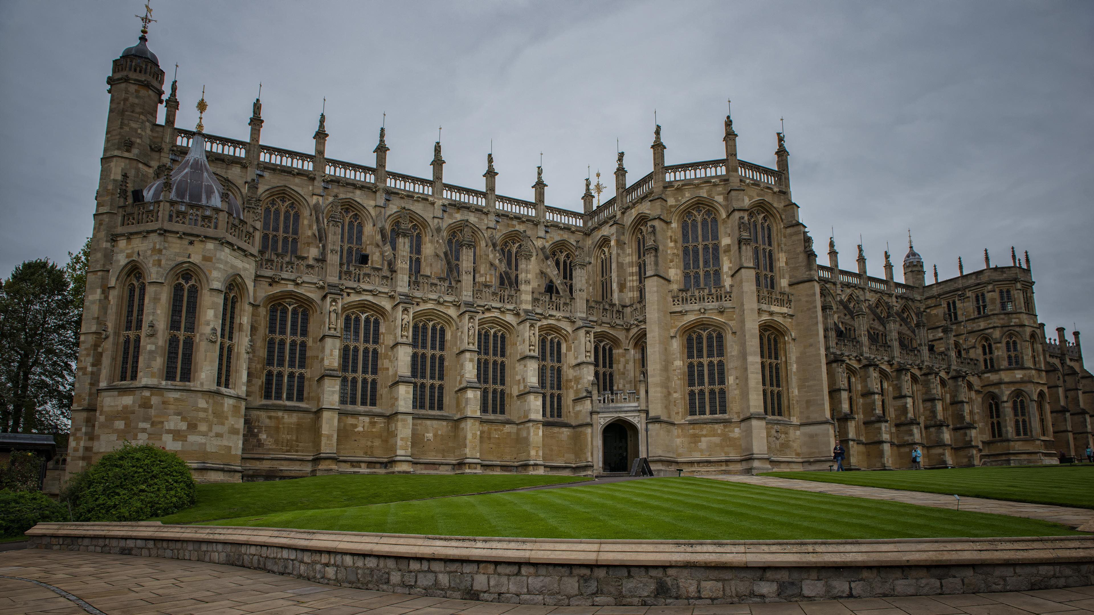 Saint George's Chapel at Windsor Castle
