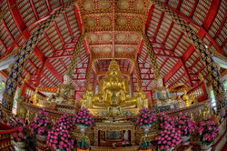 Wat Suandok in Chiang Mai