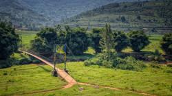 Bridge in Rwanda