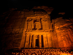 Petra by Candlelight